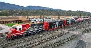 U.S. Rail Industry Sets New Safety Record