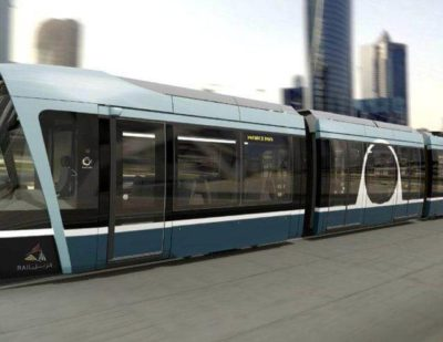 Qatar Railways Unveil Doha Metro and Lusail Tram Designs