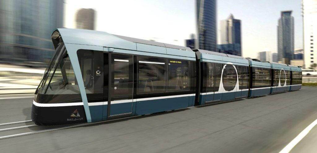Qatar Railways Red Line metro