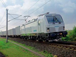 Mitsu Rail Order Siemens Vectron Locomotive