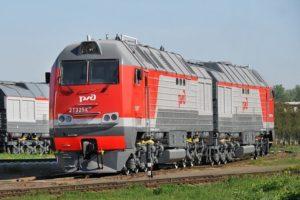 Transmashholding Deliver 1000th Diesel Engine