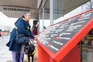 Virgin Trains Roll Out Tactile Rail Maps