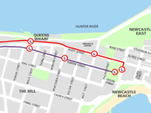 Managing Contractor of Newcastle LRT Shortlist Announced