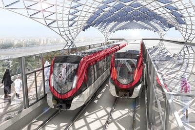 Siemens Constructing Driverless Subway System in Riyadh