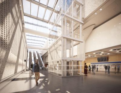Crossrail Unveil Elizabeth Line Stations Design