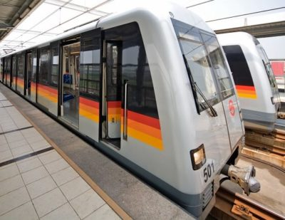 Alstom Win Shanghai Metro Car Modernisation Contract