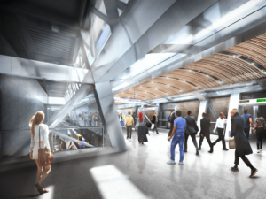Crossrail Unveil Elizabeth Line Stations Design