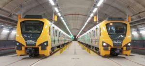 Buenos Aires Metro order Alstom Metropolis Cars