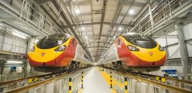 UK: Alstom Completes Pendolino Train Refurbishment