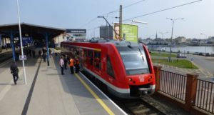 Alstom Receive Homologation of Coradia Lint 41
