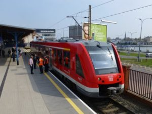 Alstom Receive Homologation of Coradia Lint 41
