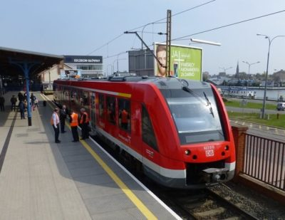 Alstom Receive Coradia Lint Homologation