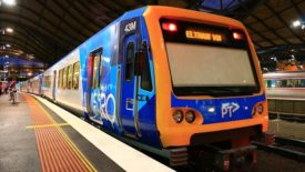 Melbourne Order Additional Alstom X'Trapolis Trainsets