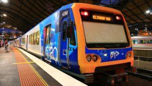Melbourne Order Alstom X'Trapolis Trainsets