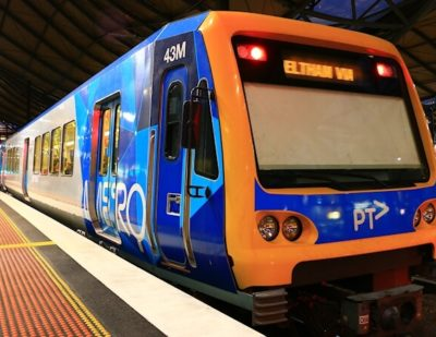 Melbourne Order Alstom X'Trapolis Trainsets