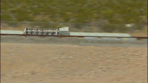 Hyperloop One Test Run a Success