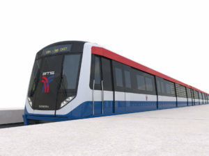Bangkok Metro Order Siemens and Bozankaya Trains