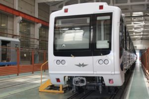 Metrowagonmash Modernise Budapest Metro Trains