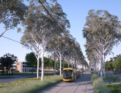 Canberra Metro Win Canberra Light Rail Concession