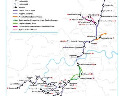 Crossrail 2 Project – London's Next Infrastructure Development