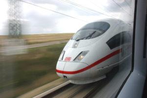 Icomera wifi for DB's ICE trains