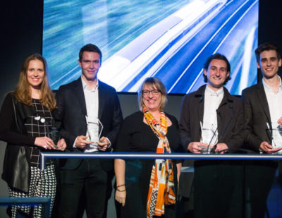 Hitachi Rail and RCA Announce Vehicle Design Competition Winners