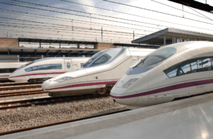 RENFE Announce Shortlist of High-Speed Trains Suppliers