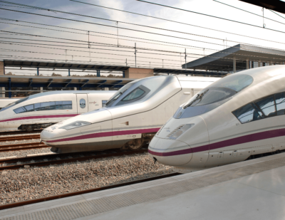 High-Speed Trains Suppliers Shortlisted by RENFE