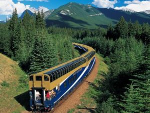 Rocky Mountaineer Stadler Partnership