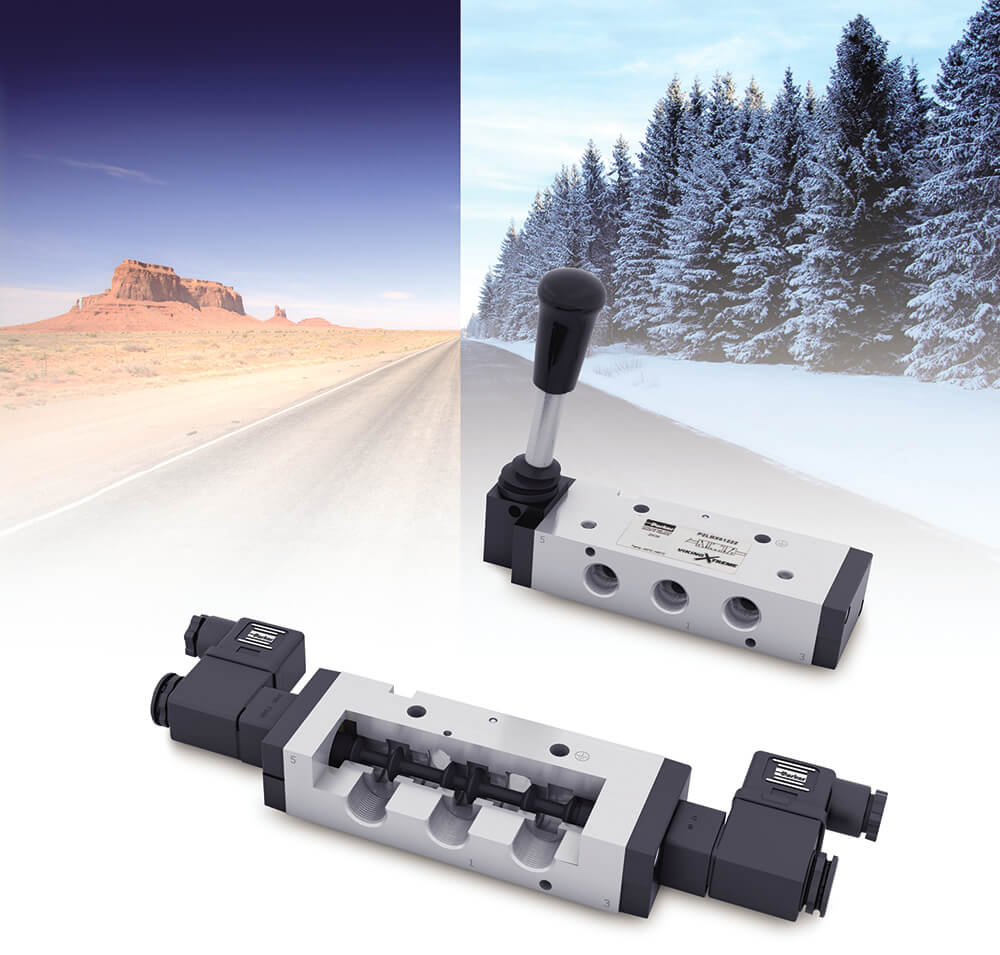 3 Ways to Achieve Reliable Pneumatic Performance in Extreme  Operating Conditions