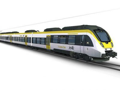 Abellio Order Bombardier TALENT 2 Trains
