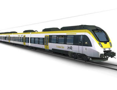 Abellio Order Bombardier TALENT 2 Trains