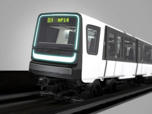 Alstom Unveil Ile-de-France MP14 Trainset Design