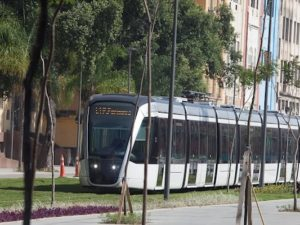 Alstom Opens Rio Tramway Ahead of Olympic Games