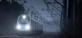 Poland: Alstom Pendolino Celebrates 10m km