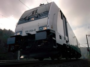 Akiem Framework Agreement for Bombardier TRAXX