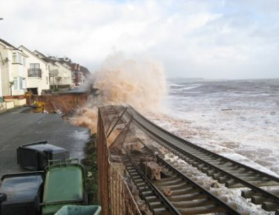 Climate Change and the Railways