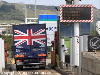 """Brexit EuroTunnel """"Remains Vital Link"""""""