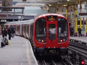 Thales Signalling on London Underground