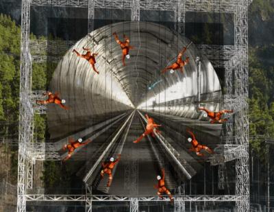 World's Longest Rail Tunnel Enters Service in Switzerland