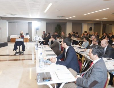 Iberian Rail Development Conference Comes to Madrid
