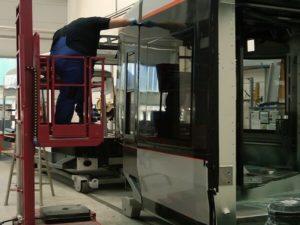 Liftman TM Preparation of Trains
