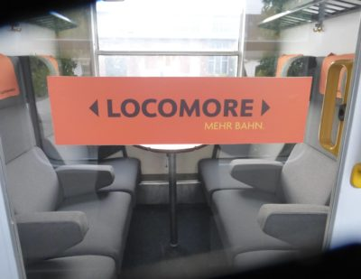 Locomore Milestone: Important Contracts Signed