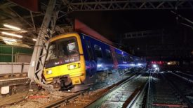 Commuter Chaos Following Paddington Train Derailment