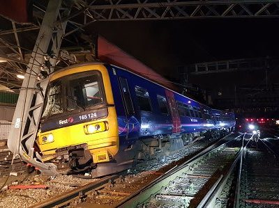 Commuter Chaos Following Paddington Train Derailment