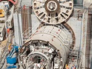 Qatar Rail Marks 100km of Tunnelling on Doha Metro