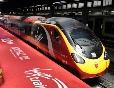 GoMedia and Virgin Trains Deploy BEAM On-board Entertainment