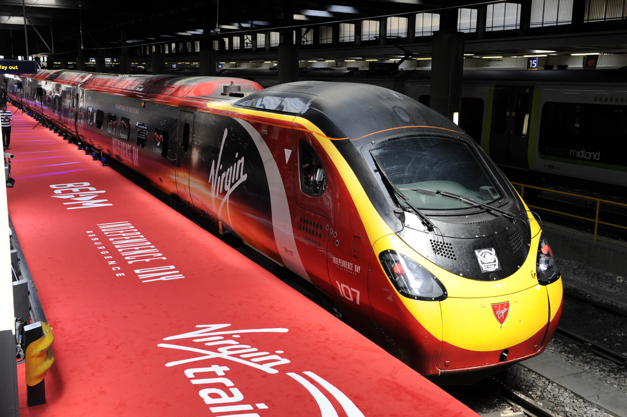 Wifi Service Provider >> Railway News | GoMedia and Virgin Trains Deploy BEAM On ...