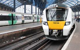 Thameslink Siemens Desiro City Trains Start Operations