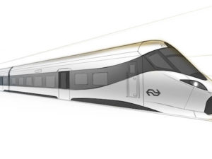 79 Alstom Coradia Trains to Netherlands